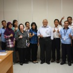 In House Training Food Safety Travia Air, 13 Mei 2014