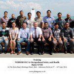 Training NEBOSH IGC Kuta Beach Heritage Bali, 2 Juni – 14 Juni 2014