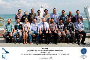 TRAINING NEBOSH IGC BATCH XVIII