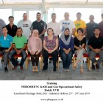 Training Nebosh ITC in Oil and Gas Operational Safety Batch XVII, Kuta Bali 23 – 28 Juni 2014