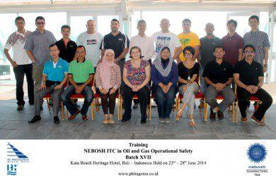 NEBOSH ITC BATCH XVII