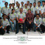 In House Training First Aid, PT Makmur Sejahtera Wisesa Batch I dan II 12 – 15 Agustus 2014