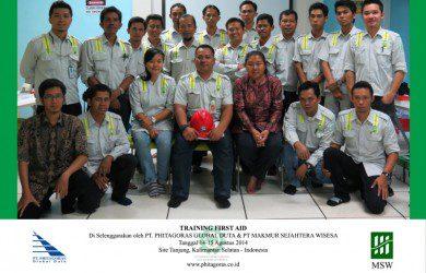 In House Training First Aid kemnaker - Pk3 kemnaker