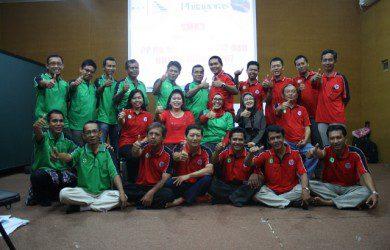in house training smk3 PT. Dela dan CV. Efrata