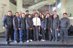 Training Auditor SMK3 Sertifikasi KEMENAKERTRANS