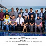 Training Nebosh IGC In Occupational Safety and Health Batch XIX, Bali 1 – 13 September 2014