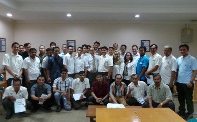 Training Problem Solving Group