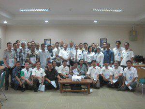 Training Problem Solving Group PT. Indolakto