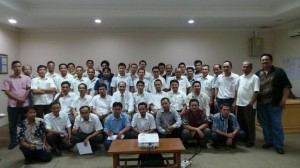 In House Training Problem Solving Group PT. Indolakto