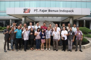 In House Training Warehouse & Inventory Management, PT. Fajar Benua Indopack 6 - 7 November 2014