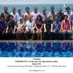 Training Nebosh ITC in Oil and Gas Operational Safety Batch XX, Kuta Bali 15 – 20 Desember 2014