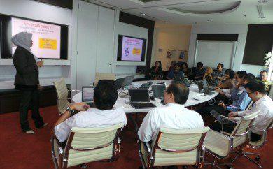 Konsultasi OHSAS 18001 PT Accenture