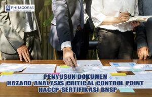 Penyusun Dokumen HACCP