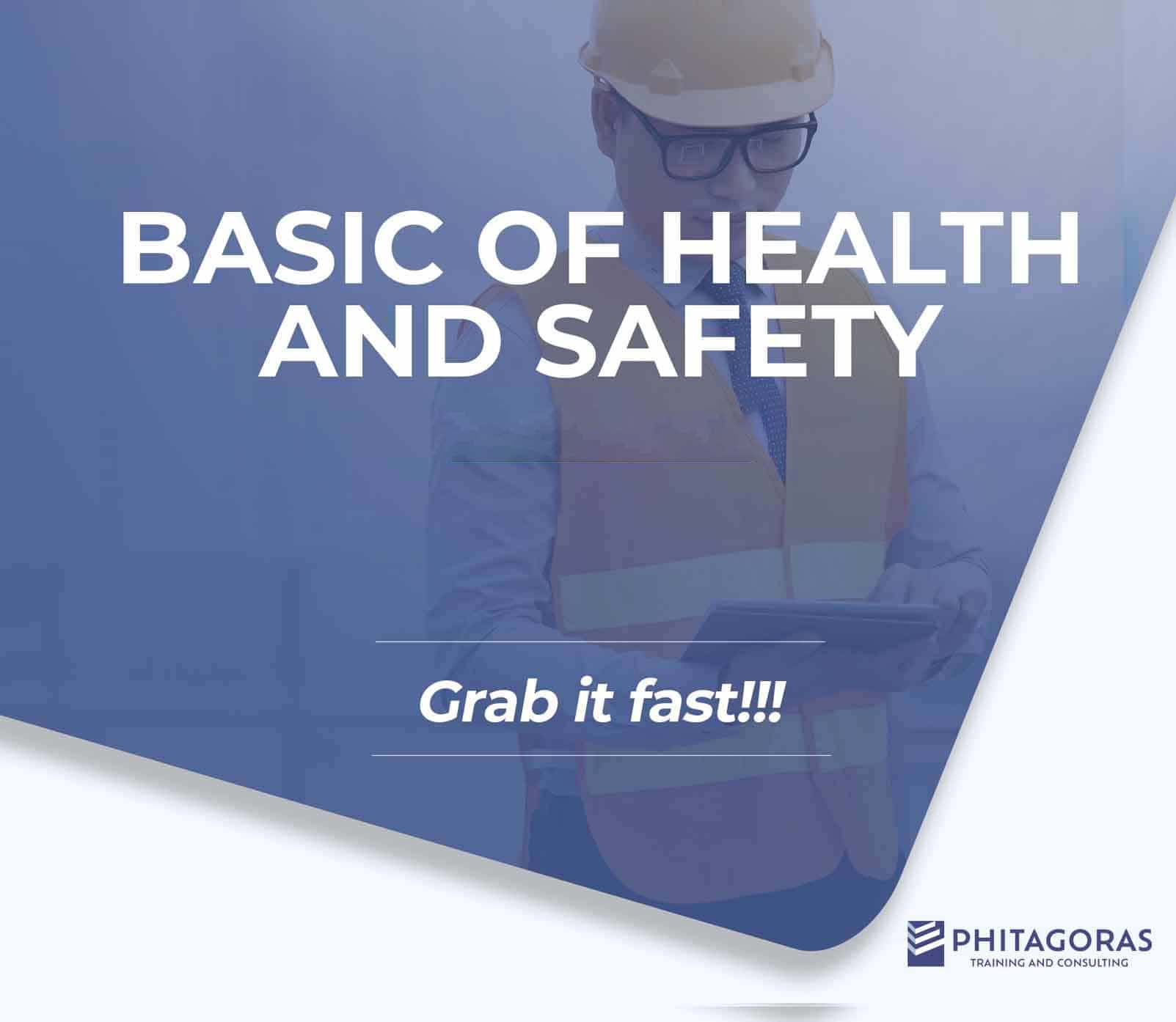 Training Basic of Health and Safety
