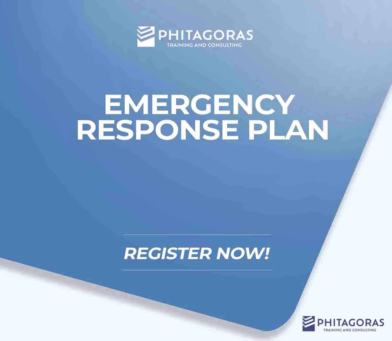 Training Emergency Response Plan