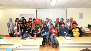 First Aid PT Ching Luh Indonesia, 9-11 Agustus 2016