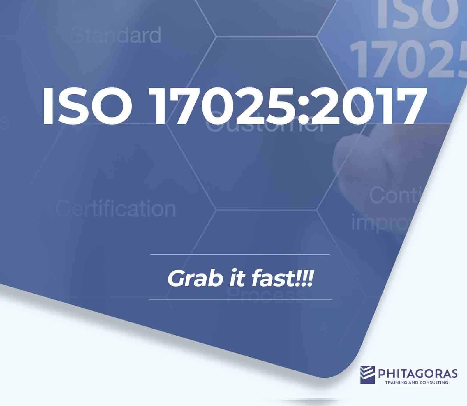 Training ISO 17025