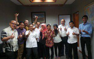 In House Training Basic of Health and Safety & First Aid sertifikasi kemnaker PT Duta Marine Perdana
