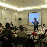 In House Training First Aid PT. PGAS Telekomunikasi Nusantara(PGASCOM), Jakarta 4 – 6 April 2016