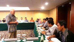 In House Training HAZOPS di Total E&P Indonesie