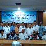 In House Training Pemahaman dan Internal Audit ISO 9001:2015 B2TKS BPPT, Tangerang 21 – 24 Maret 2016