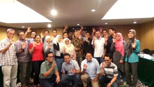 In House Training HAZOPS di Total E&P Indonesie