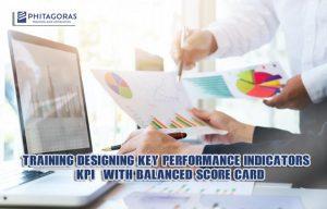 Training Designing Key Performance Indicators (KPI) With Balanced Score Card