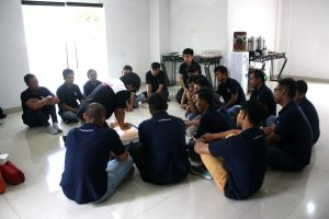 Training first aid PT timur bahari