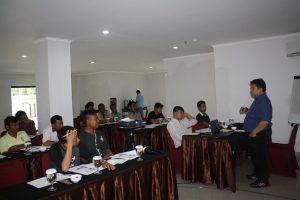 In House Training First Aid PT Timur Bahari 22-23 April