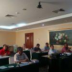 Training Auditor SMK3, Jakarta 17-20 Mei 2016