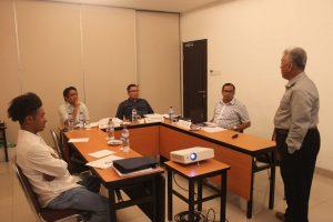 Training CSMS, Jakarta 10-13 Mei 2016