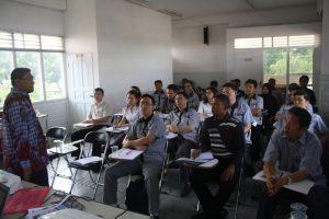 Training Effective Project Management PT Industri Karet Deli