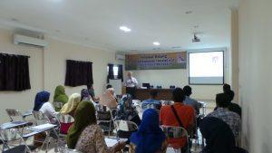 Training K3RS, k3 Rumah sakit