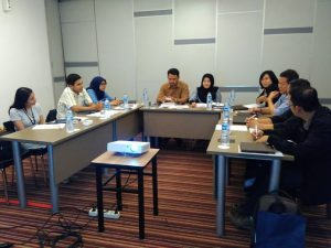 Training Managing Quality Assurance For Business Excellence di Hotel Season City