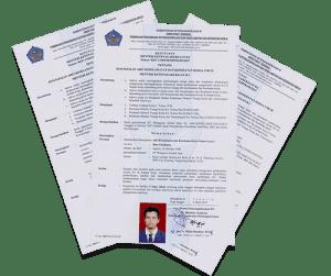 Surat Keterangan Penunjukan (SKP) Ahli K3 Umum