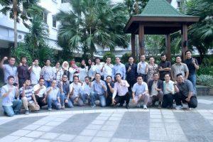 Training Ahli K3 Umum Angkatan Ke 87, 5 - 19 Desember 2016