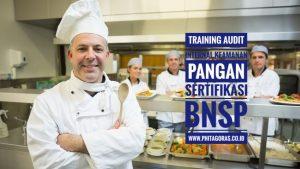 Training Audit Internal Keamanan Pangan Sertifikasi BNSP