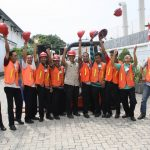 In House Training Operator Forklift PT Tritunggal Arthamakmur, 18-20 Agustus 2016