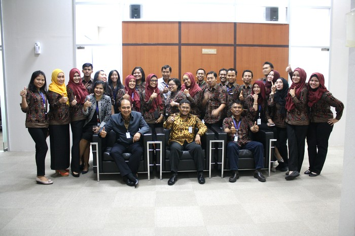 In House Training 5R Implementation PT. Transportasi Gas Indonesia, 10 - 11 Agustus 2016