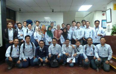 Training HAZOPS PT Chandra Asri Petrochemical