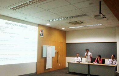 Kick Off Meeting Konsultasi SMK3 PP 50 Tahun 2012