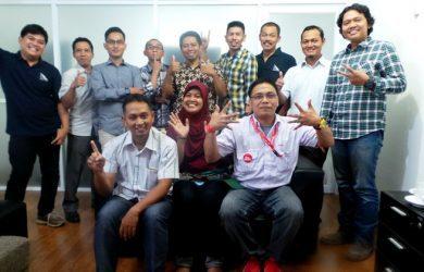 Training CSMS BNSP, BSD Serpong 6 - 9 Desember 2016