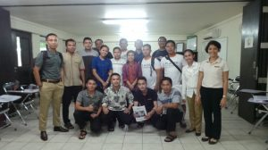 training first aid, riau 18-20 oktober 2016