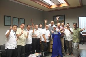 In House Training Behavior Based Safety and Process Safety Management kepada PT Duta Marine Perdana