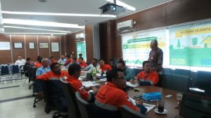 In House Training Emergency Response Plan JOB Pertamina, Jambi 17 - 18 Desember 2016