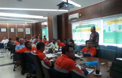 In House Training Emergency Response Plan JOB Pertamina, Jambi 17 - 18 Desember 2016