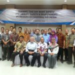 In House Training Basic Health, Safety and Environmental PT Reasuransi Nasional Indonesia, 15 Desember 2016