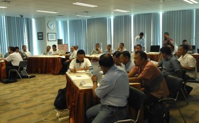 In House Training Total Productive Maintenance (TPM) Batch 2 PT Wilmar, 15 – 16 Desember 2016