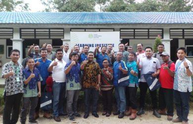 In house Training 5S PT Sawit Sumbermas Sarana, Pangkalan Bun 26 - 27 Januari 2017
