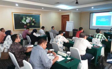 Training Auditor SMK3, Jakarta 7 - 10 Februari 2017